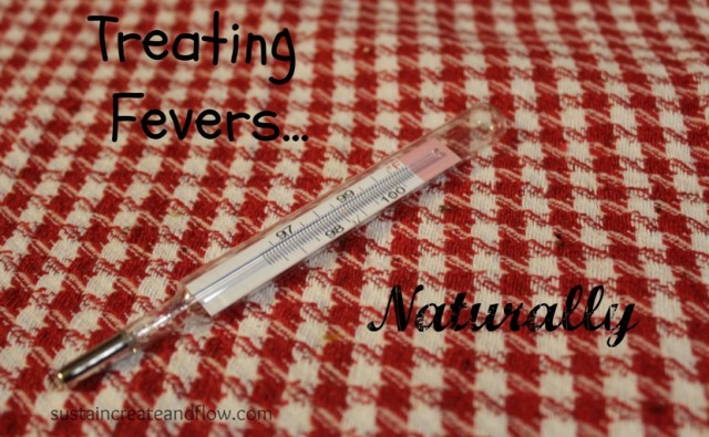 Treating Fevers Natuarlly