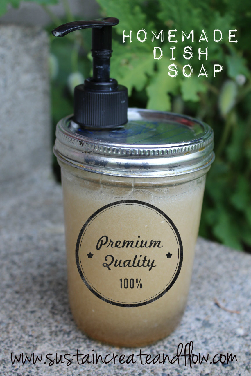 Dish-soap-homemade-mason-jar