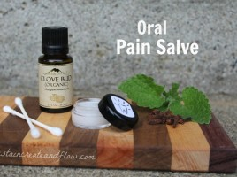 Oral Pain Salve